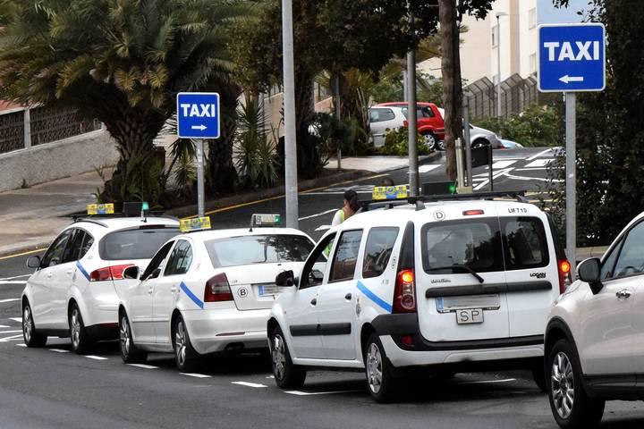 La Mesa del Taxi aprueba regular la actividad vinculada a los cruceristas