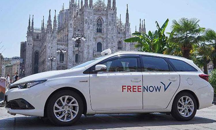 Free Now se marcha del taxi de Palma