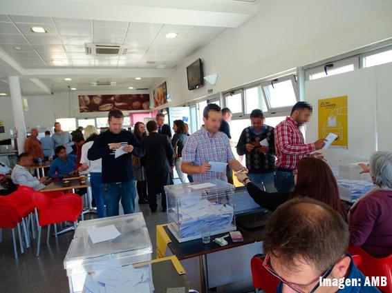 Elecciones a la Taula Técnica del Taxi el 11 de junio