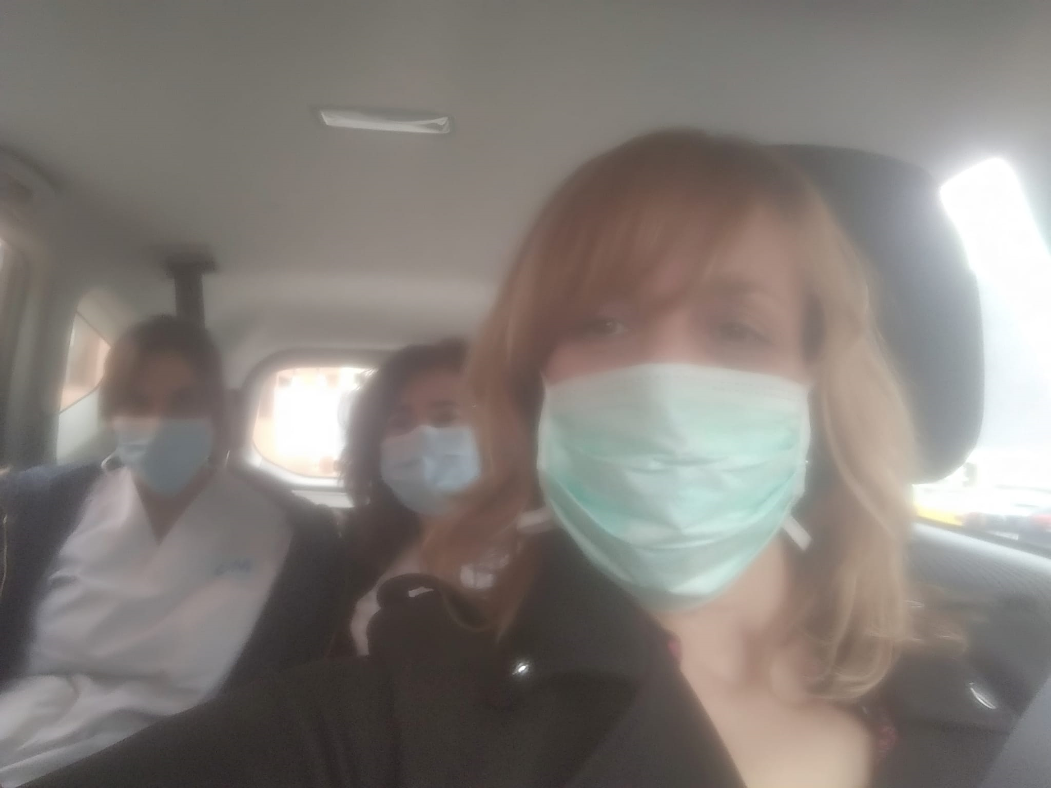 Recomendaciones para evitar el contagio del coronavirus en los taxis
