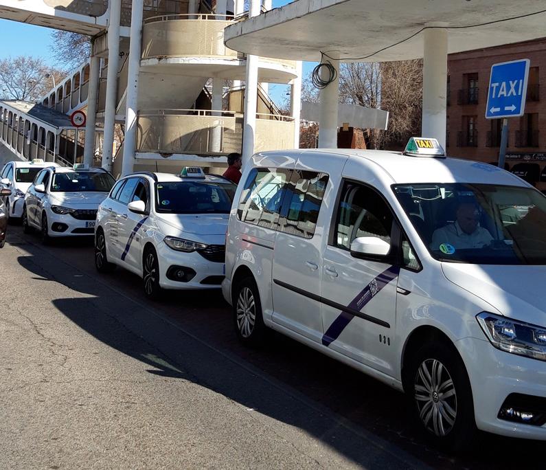 Radio Taxi Alcalá  renuncia también a la ayudas en beneficio de la Sanidad