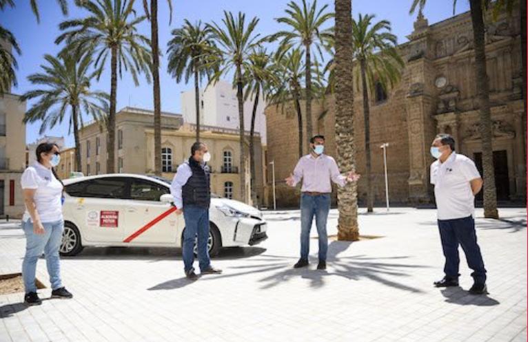 50.000 euros para revitalizar el taxi