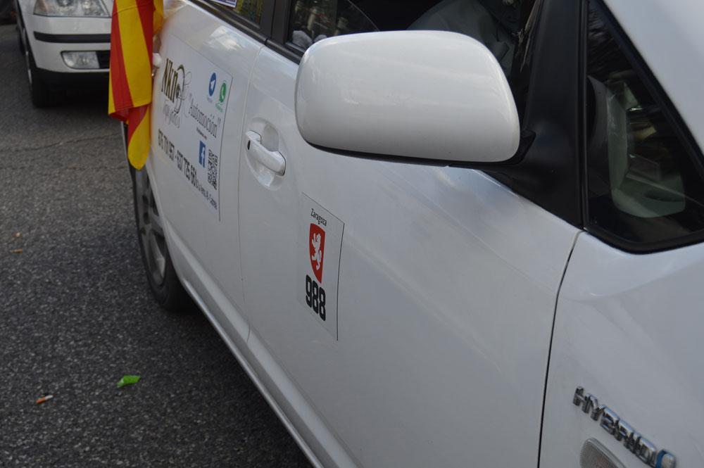 Pérdidas de 700.000 euros en el taxi de Zaragoza
