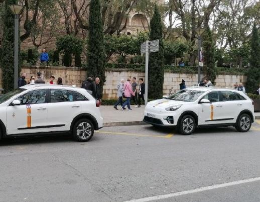 Hasta 20.000 euros para la compra de taxis eléctricos