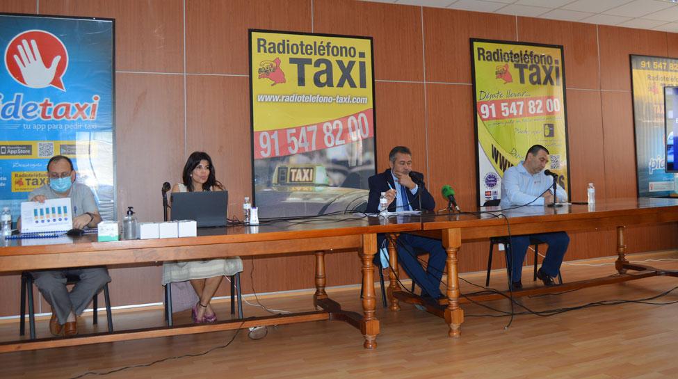 El taxi, el transporte público más seguro para el 79% de los madrileños