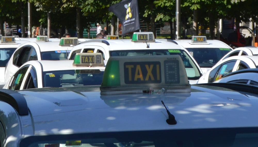 69.547 licencias, 69.547 formas de trabajar un taxi