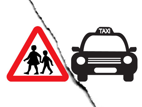 El taxi estudia denunciar el concurso de las rutas escolares