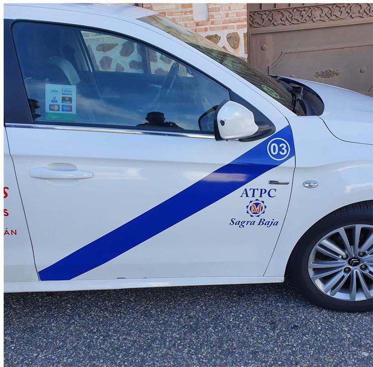 Primera APC para el taxi castellano-manchego