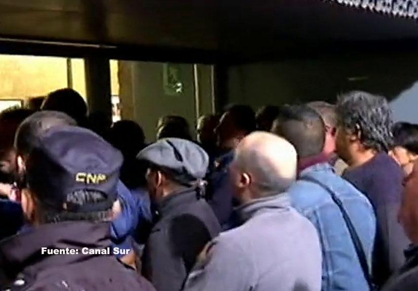 A juicio ocho taxistas por boicotear a la expresidenta