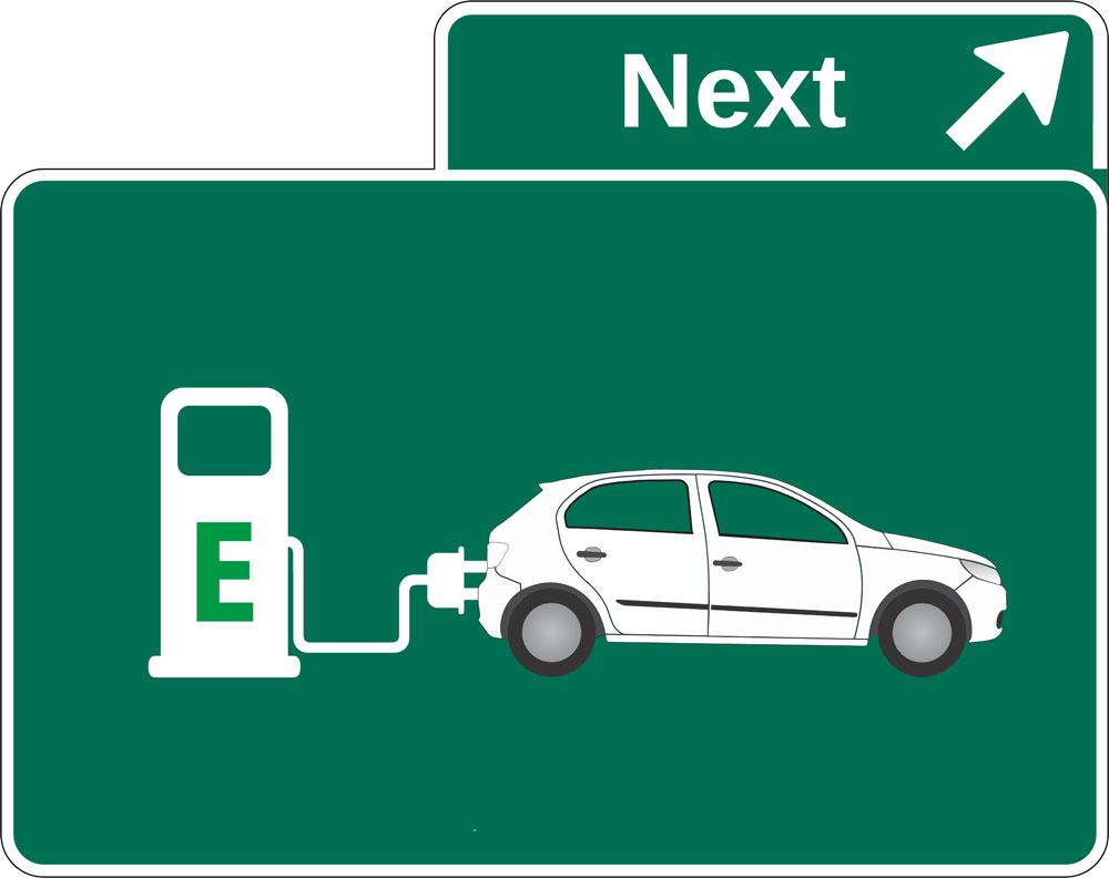 El taxi eléctrico, complicado reto contrarreloj