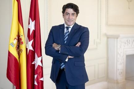 David Pérez, nuevo consejero de Transportes