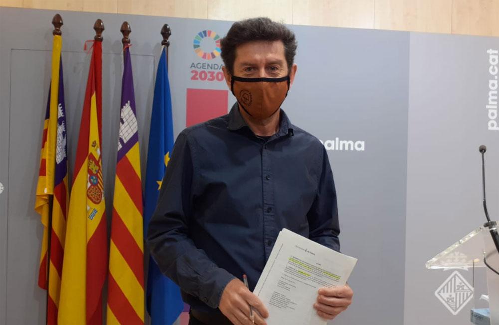Palma anuncia ayudas directas para el taxi