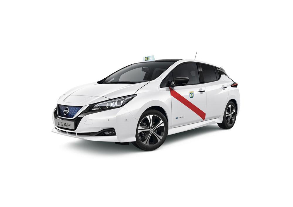 Ayudas económicas para la compra de taxis eléctricos