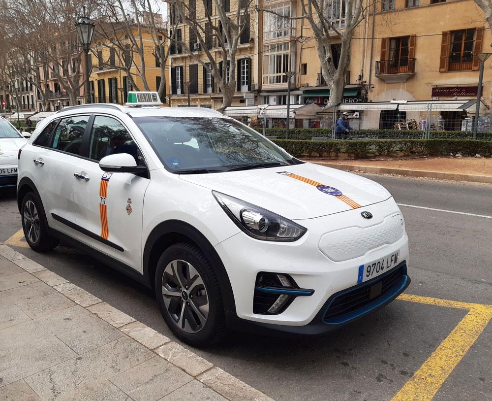 Tras el estado de alarma, más taxis en las calles