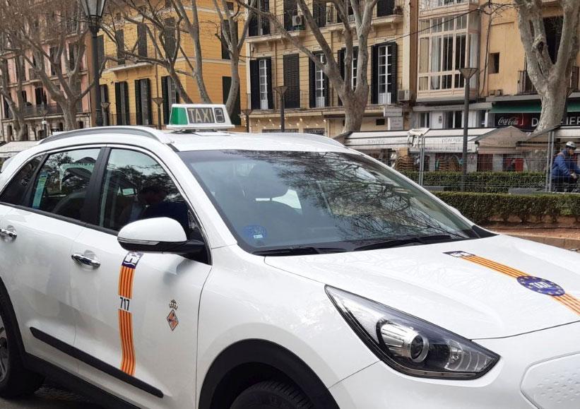800.000 euros para los taxistas afectados por la pandemia