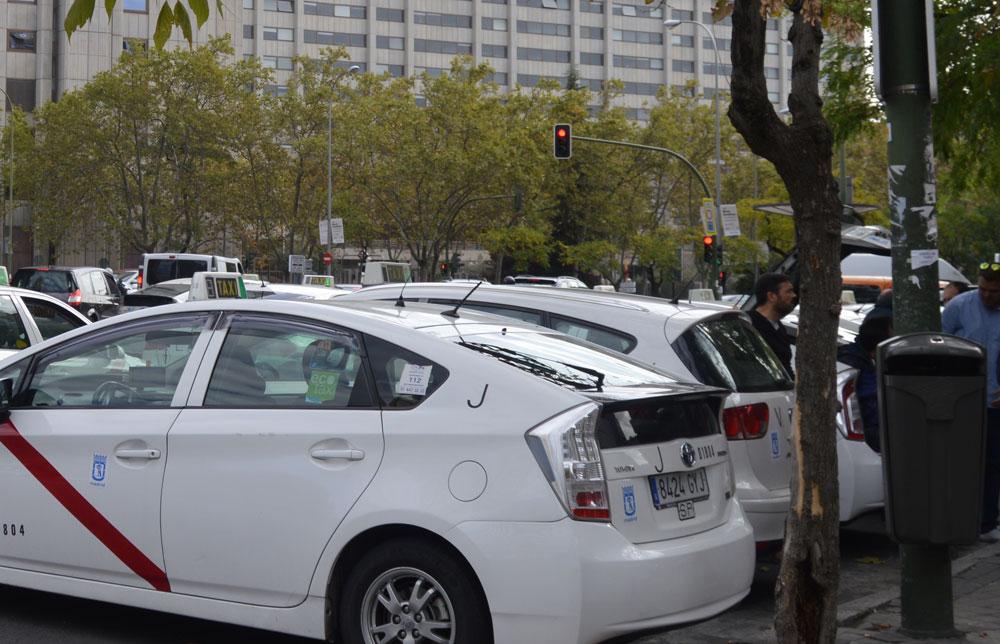 La demanda del taxi mantiene su tendencia al alza