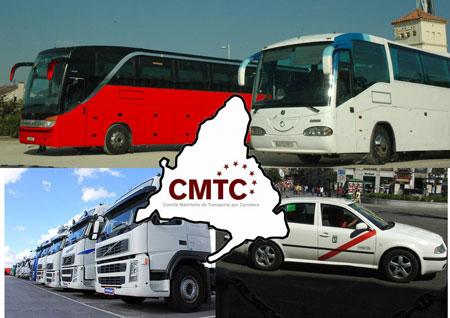 Madrid renueva su Comité de transportes por carretera
