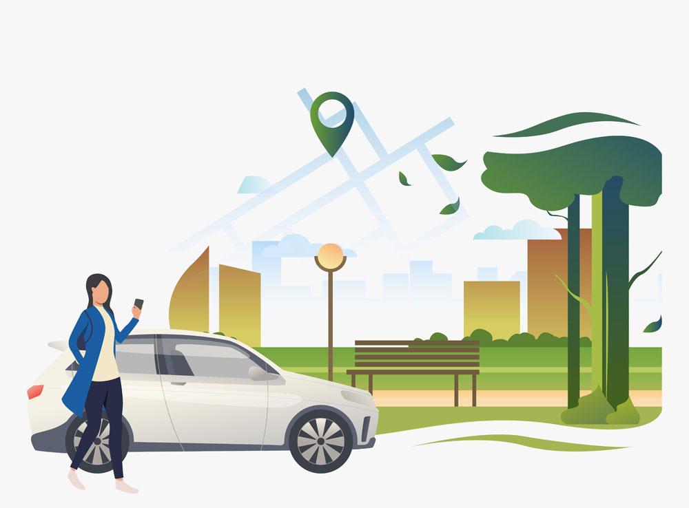 Multimodalidad verde para un futuro cero emisiones