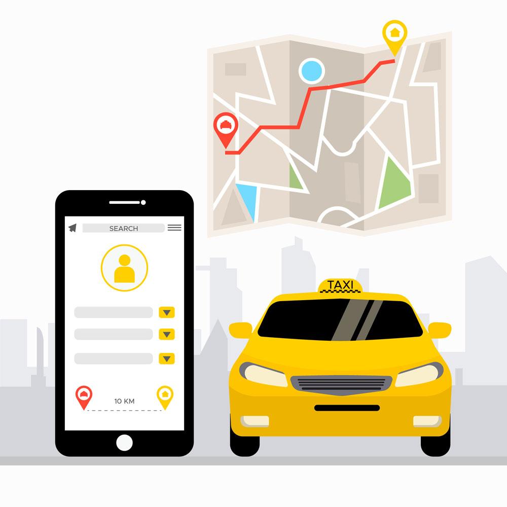 Las apps bajo demanda también quieren al taxi